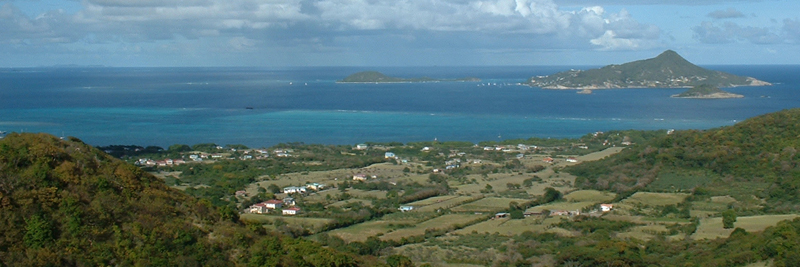 Grenadines Islands View - belairgardencottage.com
